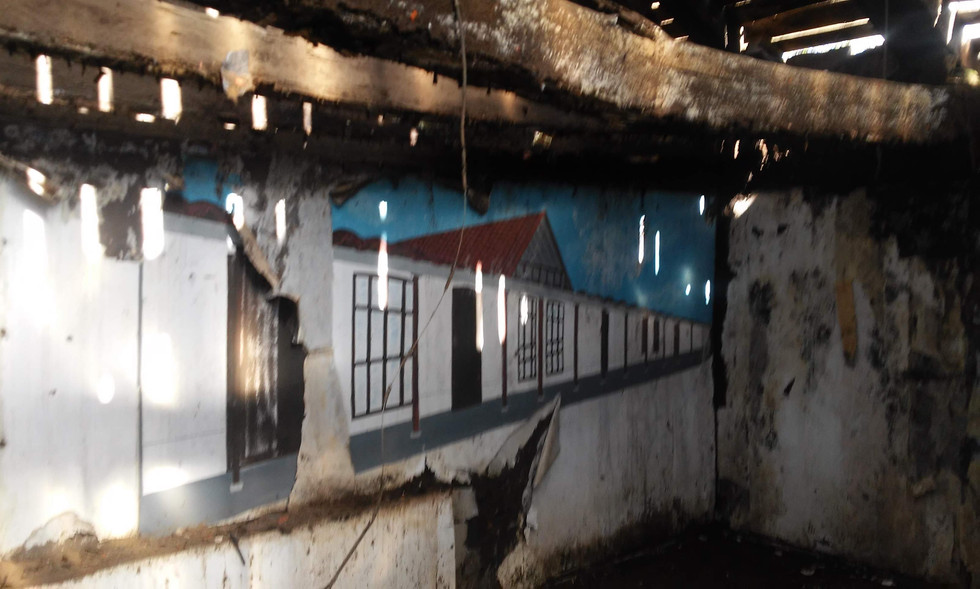 Murales interiores