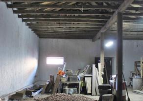 Diseño reparación bodegas del Río