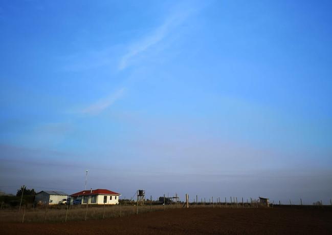 Casa en la pradera