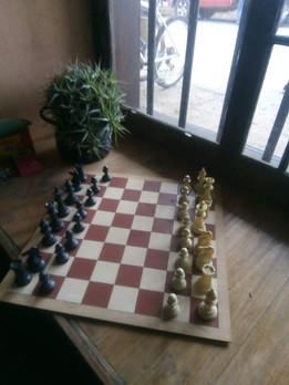 infaltable ajedrez