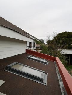 Exterior ventanas techo