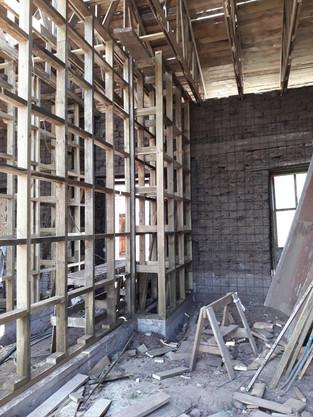 Diseño Rehabilitación estructural RG