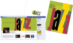 Jazz Conservatory Holiday Card & FB