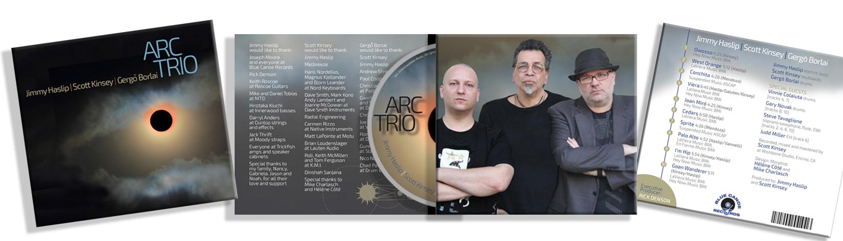 SK Arc Trio morphist