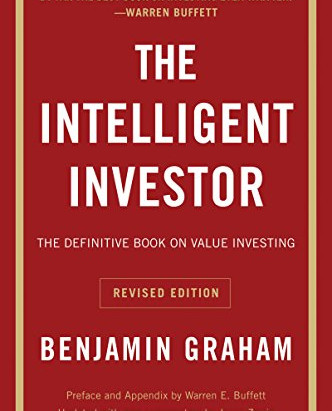 Book Review: The Intelligent Investor (Benjamin Graham)