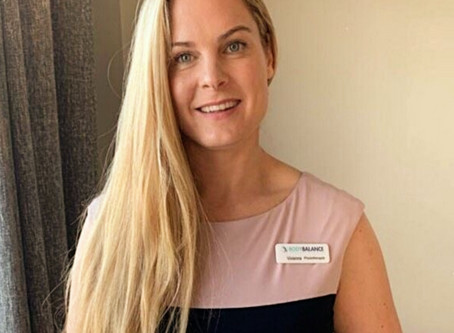 Guest Blog with Women's Health Physiotherapist, Vivienne Byrne