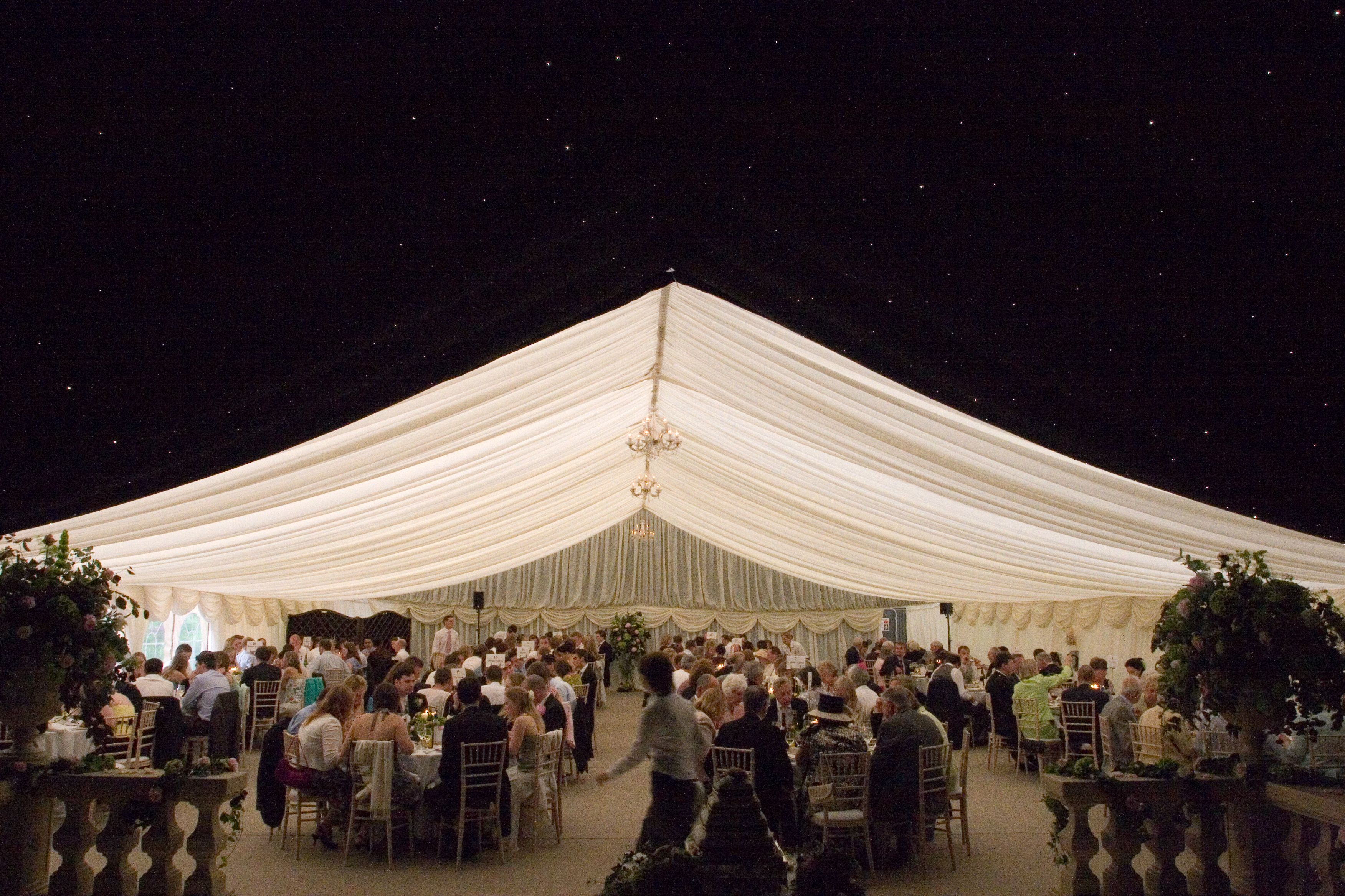 Marquee shot