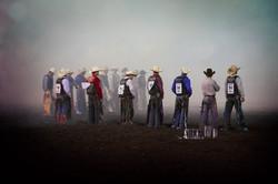 Ellensburg Bull riders