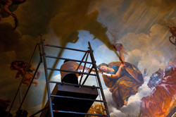 Versaille ceiling painter