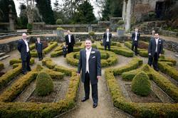 Boys at Holdsworth House