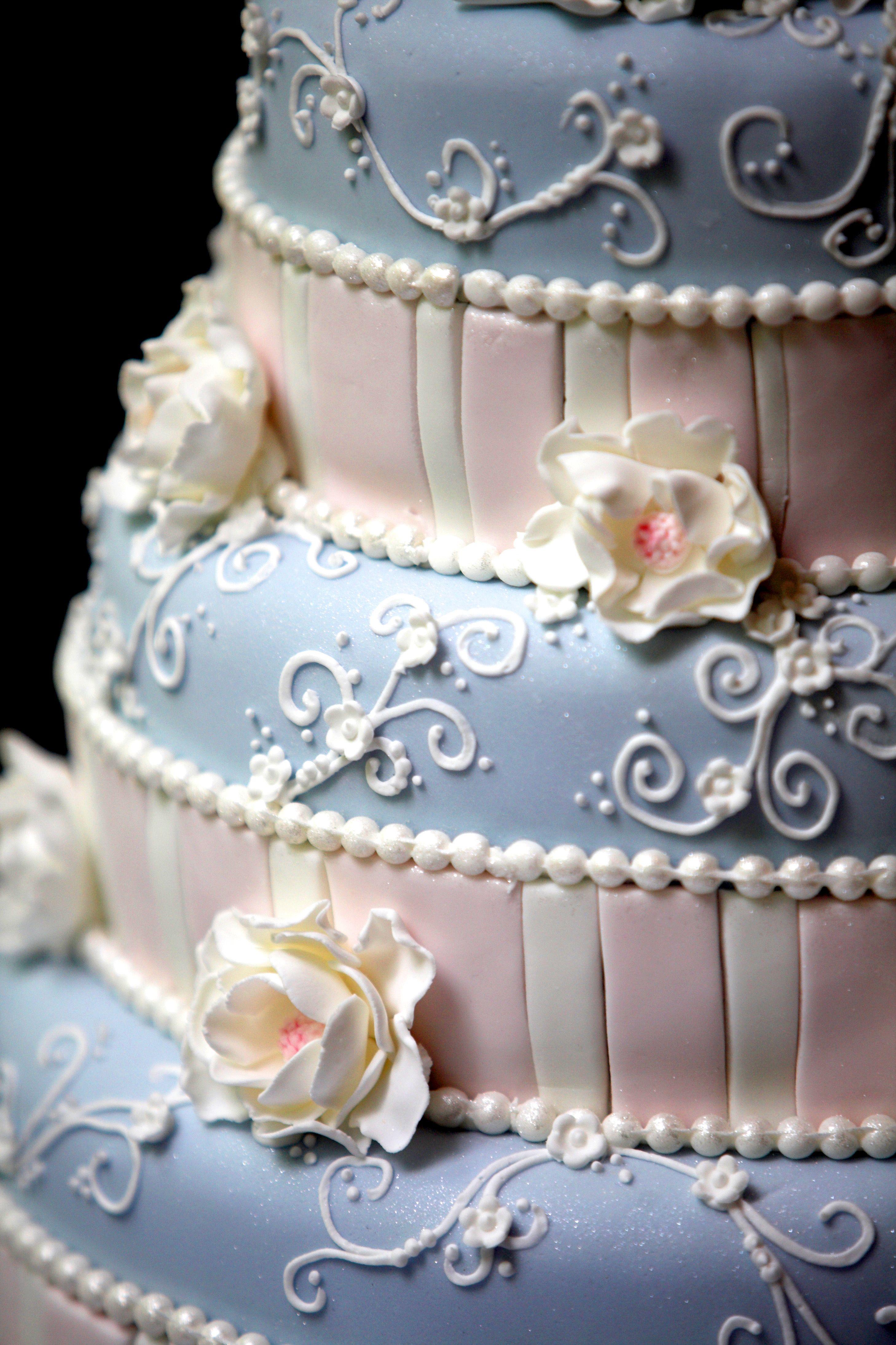Cake detail