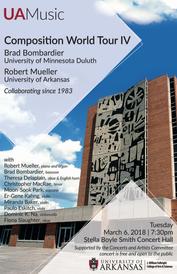 Mueller/Bombardier Composition World Tour IV 2018