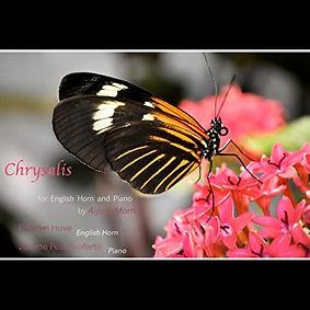 Chrysalis CD Cover, Photo by Anthony Avellano. https://anthonyavellano.com
