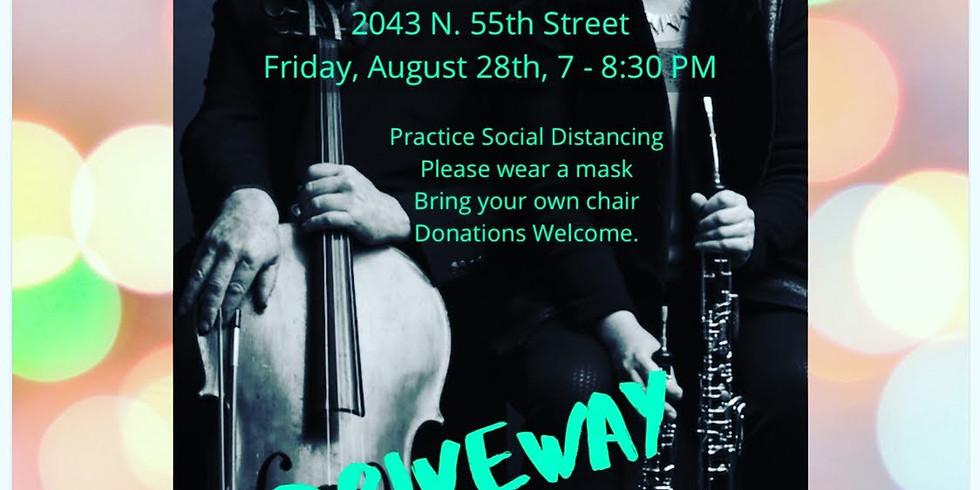 Driveway Concert