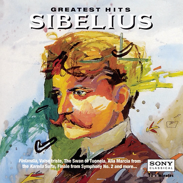Sibelius-Greatest Hits featuring Carolyn Hove, English Horn on The Swan of Tuonela