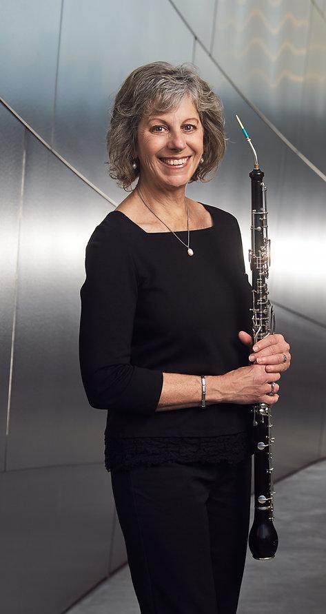 Carolyn Hove, English Horn, Los Angeles Philharmonic