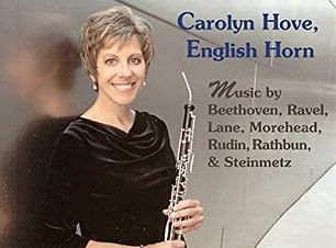 Eclecticism, Carolyn Hove, English Horn