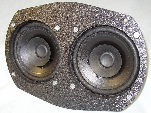 "6"" x 9"" Stereo High Output Speaker"
