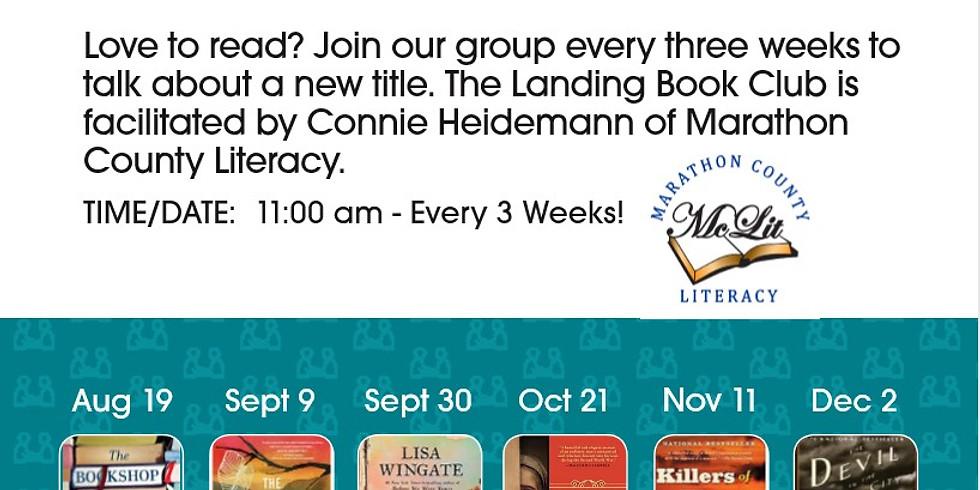 Literacy @ The Landing