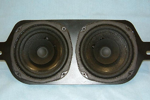 "4"" x 10"" Mopar A and B Body Stereo High Output Speaker"
