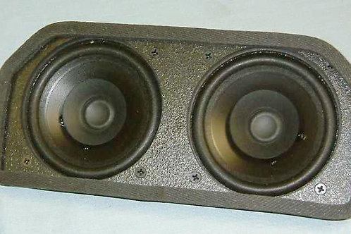 "4"" x 10"" Special Rectangle Stereo High Output Speaker"