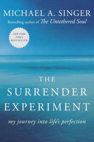 The Surrender Experiment - book cover