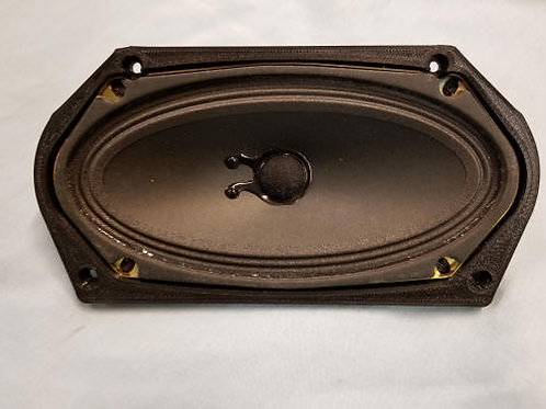 "4 x 8"" Oval with Ford Spacer Ring"