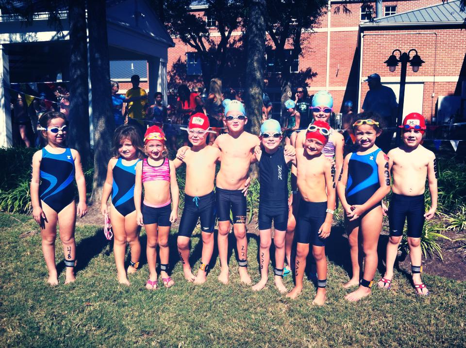 Fairfield Kids Tri 2014