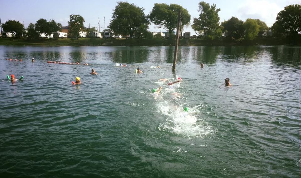 Open Water Swim Training/Practice