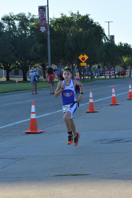 Run @ TriAggieland Kids