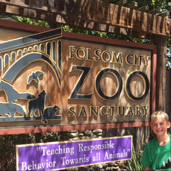 Carson at Folsom City Zoo Sanctuary