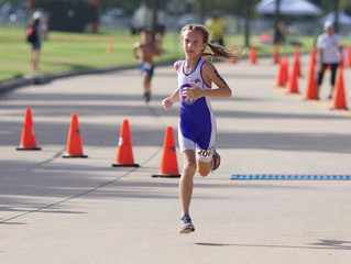 September Athlete of the Month:  Taylor Davis