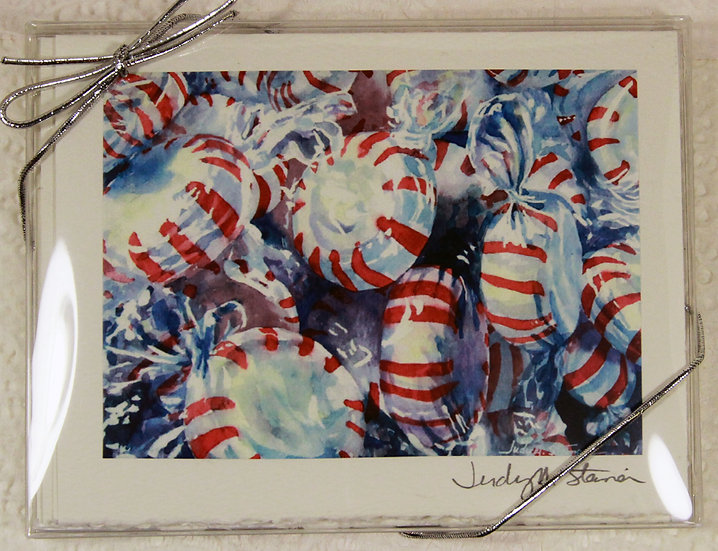 Christmas Series II Blank Note Card Pack