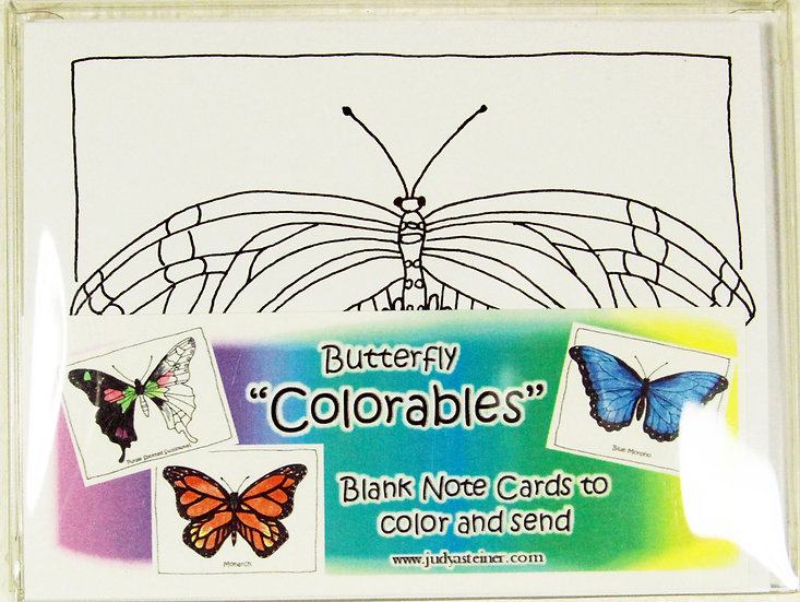 Butterfly Colorables