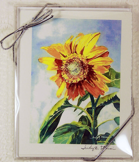 Summer Blank Note Card Pack