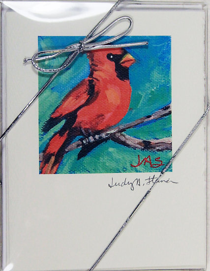 Birds Blank Note Card Pack