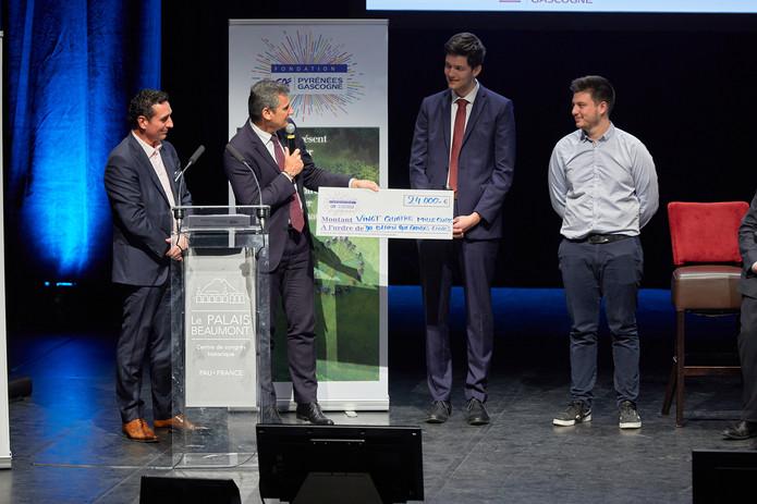 Signature de notre partenariat avec le Crédit Agricole Pyrénées Gascogne