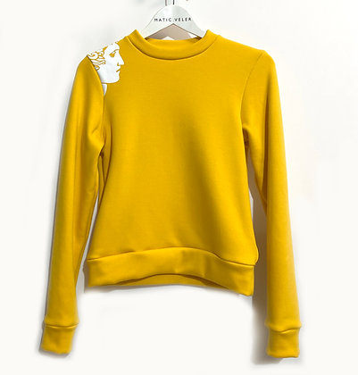 THE YOUNG HUNTER  - print Sweatshirt