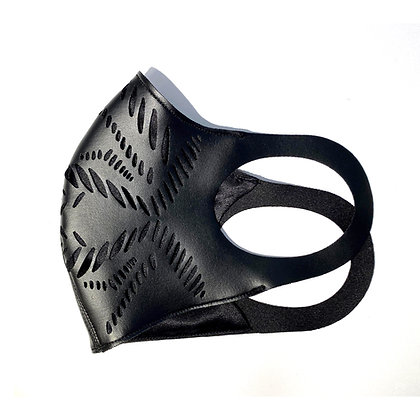 SILK - laser cut - FACE MASK