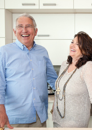 Where We Live: Susie and Charles Morgan of Downtown Little Rock