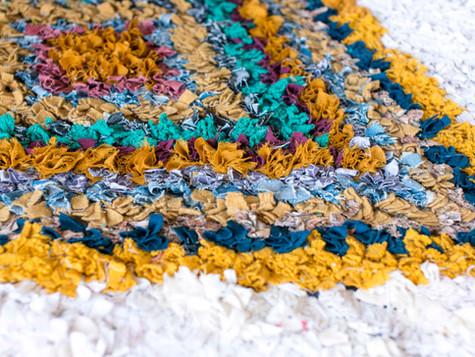 Hendrikje's Carpet of Life