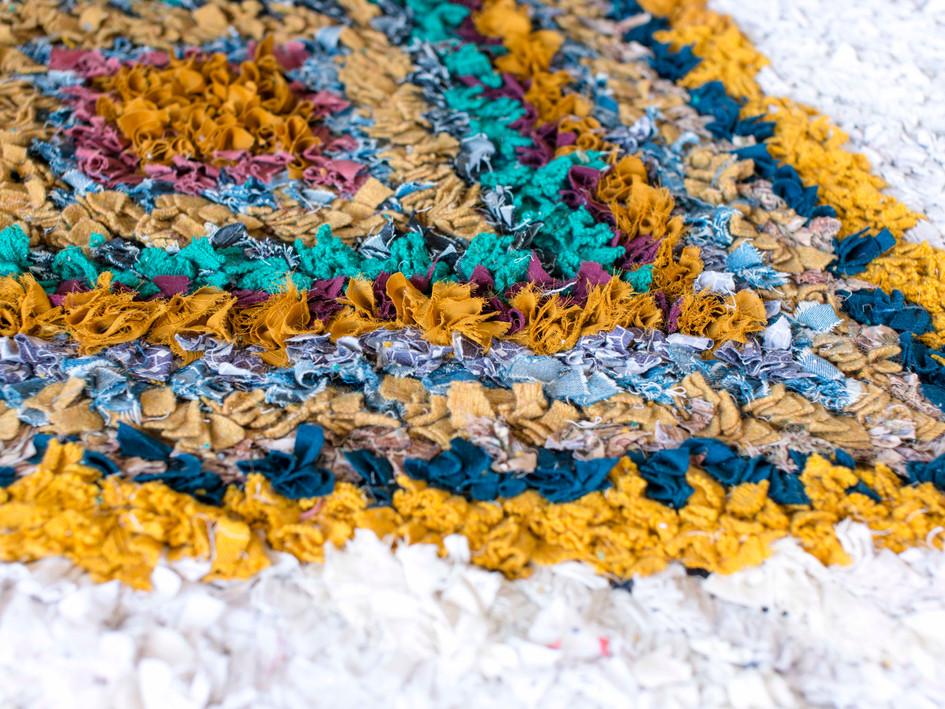 Le Carpet of Life d'Hendrikje