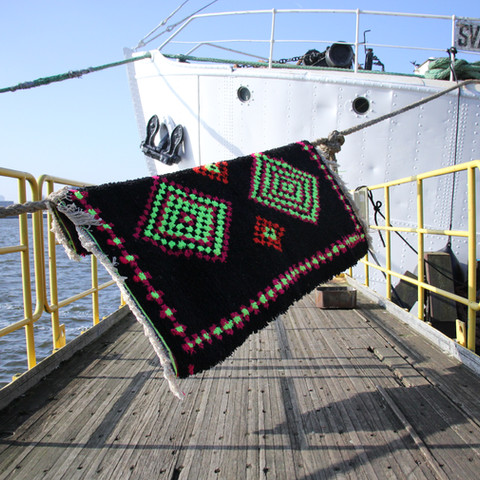 Wool Boucherouite