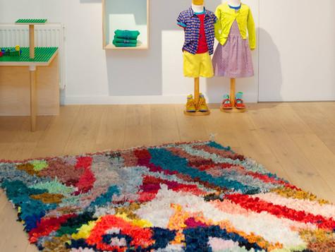 Een Carpet of Life voor alle winkels van Fred & Ginger