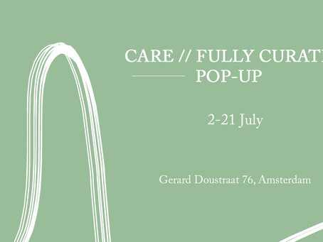 Carfefully curated pop-up