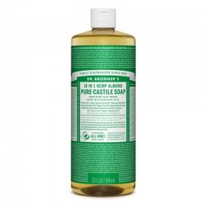 Dr Bronners Almond Liquid Soap