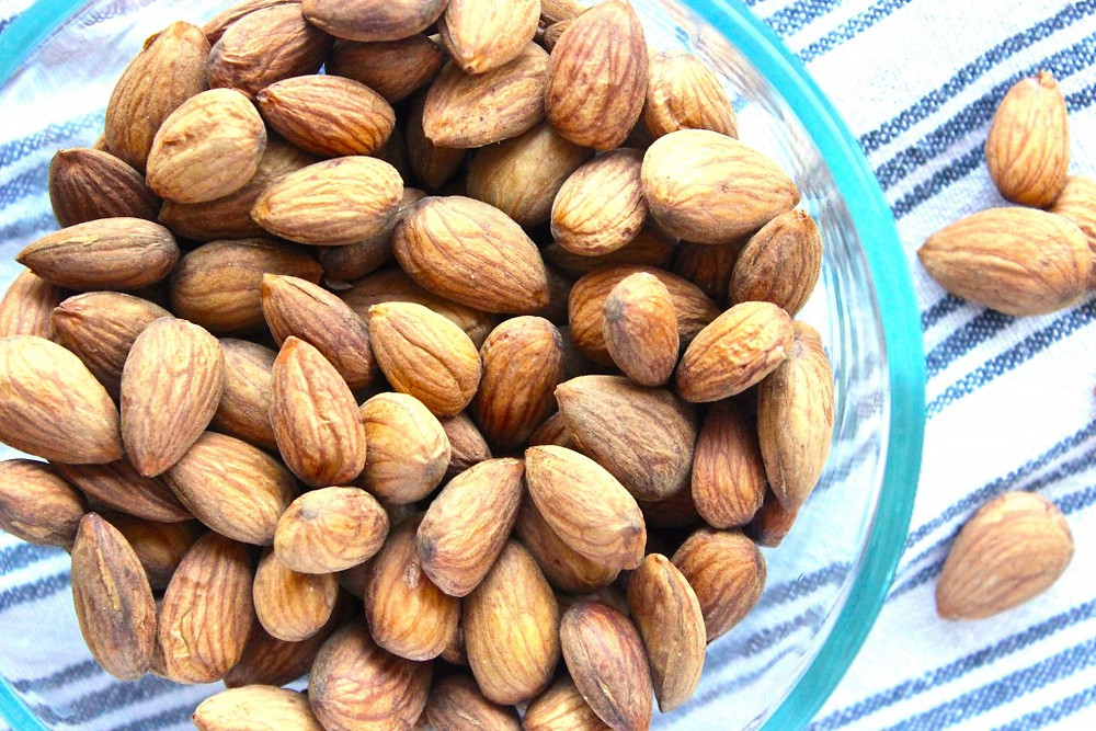 HHFS - How to activate almonds