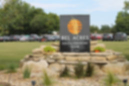 Bel Acres Golf & Country Club Sign