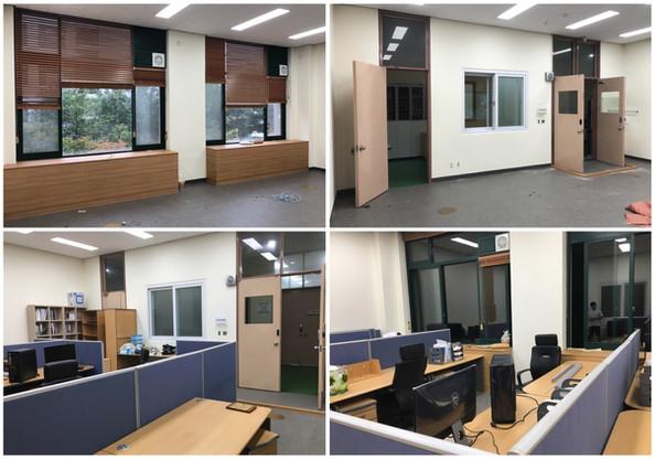 COMEL lab renovation