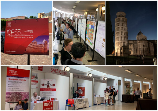 2019 ICASS Conference in Pisa, Italy